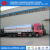 Heavy Duty HOWO 12-Wheeler 30m3 Oil Tank Truck 35m3 Fuel Tank Truck for Sale