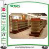 Island Gondola Shelving Systems for Hypermarket