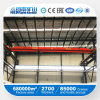 Carbon Steel Single Girder Overhead Crane for Workshop (LDA)