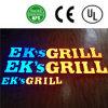 Custom Illuminated 3D Emboss Channel Letter/Logo Sign for Shopping Mall