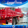 3 Axle Hydraulic Cylinder Tipper Dump Semi Trailer for Sale