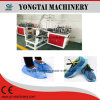 Ultrasonic Dustproof Diposable PE CPE Shoe Cover Making Machine