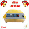 CE Marked Automatic Poultry Small Chicken Egg Incubators