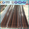 Yx1050 Colored Corrugated Steel Roofing Sheet with Steel Pallet