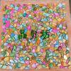 Beautiful Colors Freshwater Shell Mosaic Tile