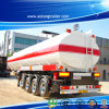 30-50cbm Aluminum/Alloy Fuel Tanker Semi Trailer