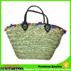 Custom Seagrass Woven Beach Bag for Lady