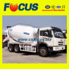 9cbm HOWO Concrete Mixer Truck with LHD and Rhd
