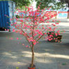 Nobility Artificial Peach Flower Blossoms Tree Bonsai