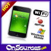 Windows 6.1 Smart mobile Phone With WiFi+GPS-C6-4GB Free