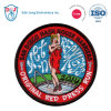 Customized Embroidery Patch - Original Red Dress Run