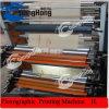 6 Colour Non-Woven Fabrics Flexographic Printing Machine