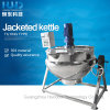 Food Grade Stainless Steel Steam Jacketed Mixing Kettle