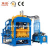 Block Production Machine/Brick Making Machine in India Qt4-15c