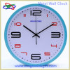 Reloj de pared decorativo del metal de 14 pulgadas (MWC4501)
