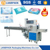 Automatic Flowpack Wet Wipe Packaging Machine