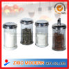 High Quality 350ml Glass Candy Jar Wholesale with Various Lid