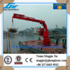 1t8m Knuckle and Telescopic Boom Crane