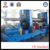 W11s-60X2500 Universal Top Roller Steel Plate Bending and Rolling Machine