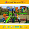 Hot Sale Small Kids Outdoor Playground with Swing (A-15111)