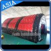 PVC Inflatable Sports Tunnel Tent for Outdoor Running Games