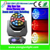 19X15W RGBW Bee Eye Moving Head LED Effect Lights