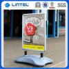 45mm Wheeled Water Base Banner Stand Waterproof Sign Board (LT-10G)