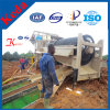 Mineral Washing Machine Portable Mobile Gold Mining Machine with Wheels