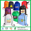 Nylon Mesh Drawstring Bag with Your Logo Printing