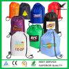Nylon Mesh Drawstring Bag with Your Logo Printing