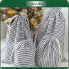 Wholesale Customized Design Popular Cotton Drawstring Gift Bags