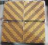 Gold Mosaic Decoration, Art Mosaic Pattern Wall Tile (HMP859)