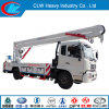 Dongfeng 4X2 High Platform Truck with Crane for Sale