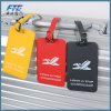 PU Luggage Tag Name Tag Hang Tag Label Tag