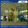 Natural Gas Perlite Expansion Furnace with Open Cell