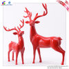 Contracted and Contemporary Wedding Gift Deer Resin Handicraft Furnishing Articles