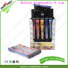 China Wholesale 600puffs Disposable E Cigarette with Button