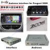 Update Android GPS Interface WiFi Bluetooth for Peugeot 2008