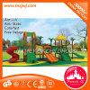 Plastic Garden Children Outdoor Slide Playground Equipment