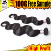 One Bundles of Malaysian Virgin Hair Extensions