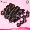 Popular Style 7A Human Hair Malaysian Remi Hair Weaving (QB-MVRH-BW)