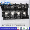 Brand New for Toyota 2y Cylinder Block 2L/3L/5L