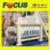 Famous Sicoma Twin Shaft Concrete Mixer, 75-90m3/H Electric Concrete Mixer