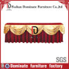 Decorative Cheap Table Skirt for Wedding (BR-TQ107)
