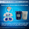 RTV Silicone Medical Rubber for Silicone Insole Pads