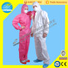 Disposable PP SMS Industry Jumpsuit/Protective Coverall