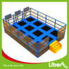 Professional Manufacturer Large Indoor Trampoline Park with Basketball