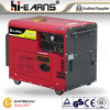 6kVA Air-Cooled Silent Type Diesel Power Generator Price (DG8000SE)