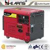 6kVA Air-Cooled Silent Type Diesel Power Generator Price (DG8000SE)
