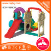 Kid Plastic Mini Slide Toy Outdoor Playground Equipment